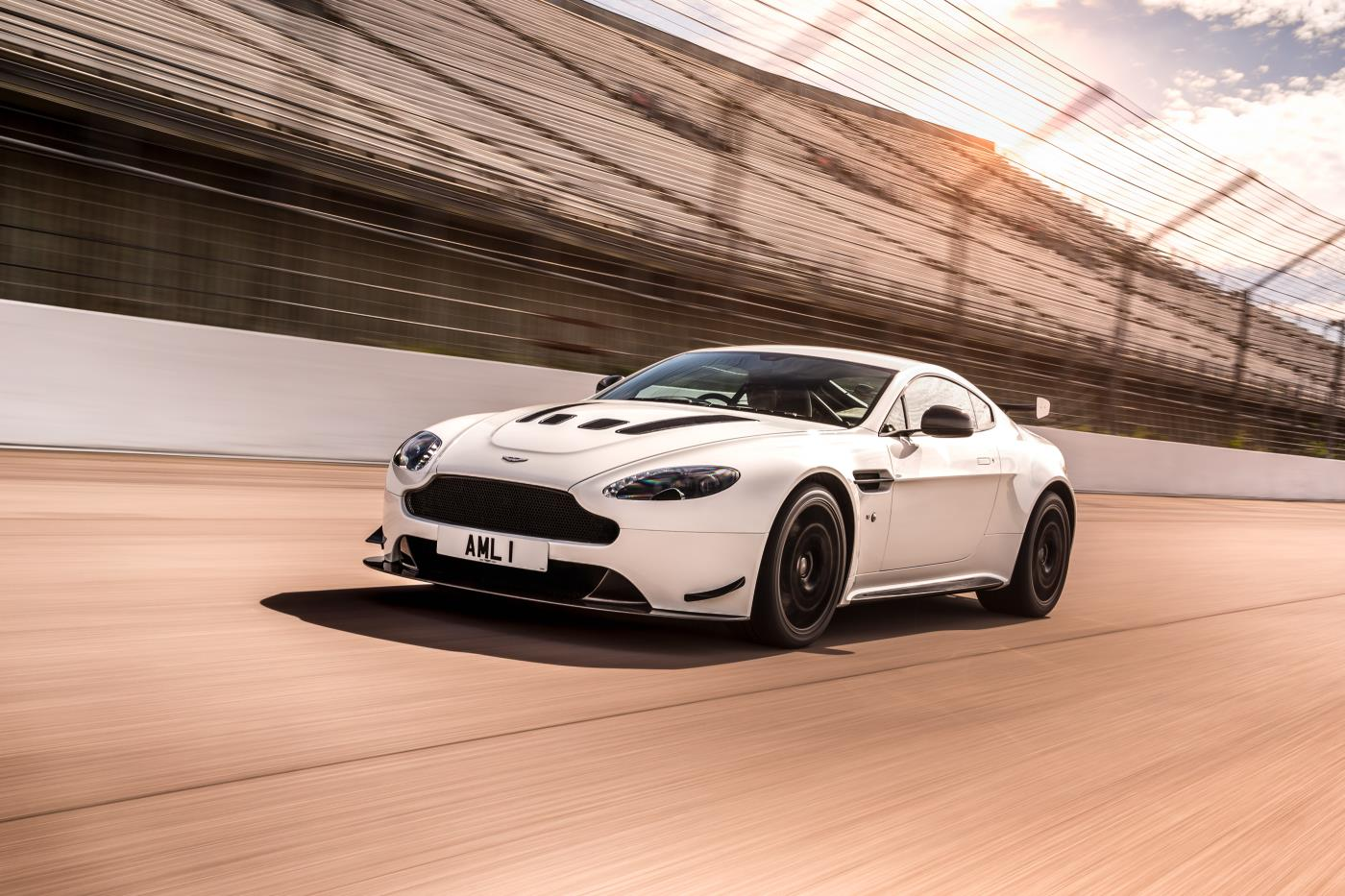 Vantage AMR, the First of a New Breed for Aston Martin 8