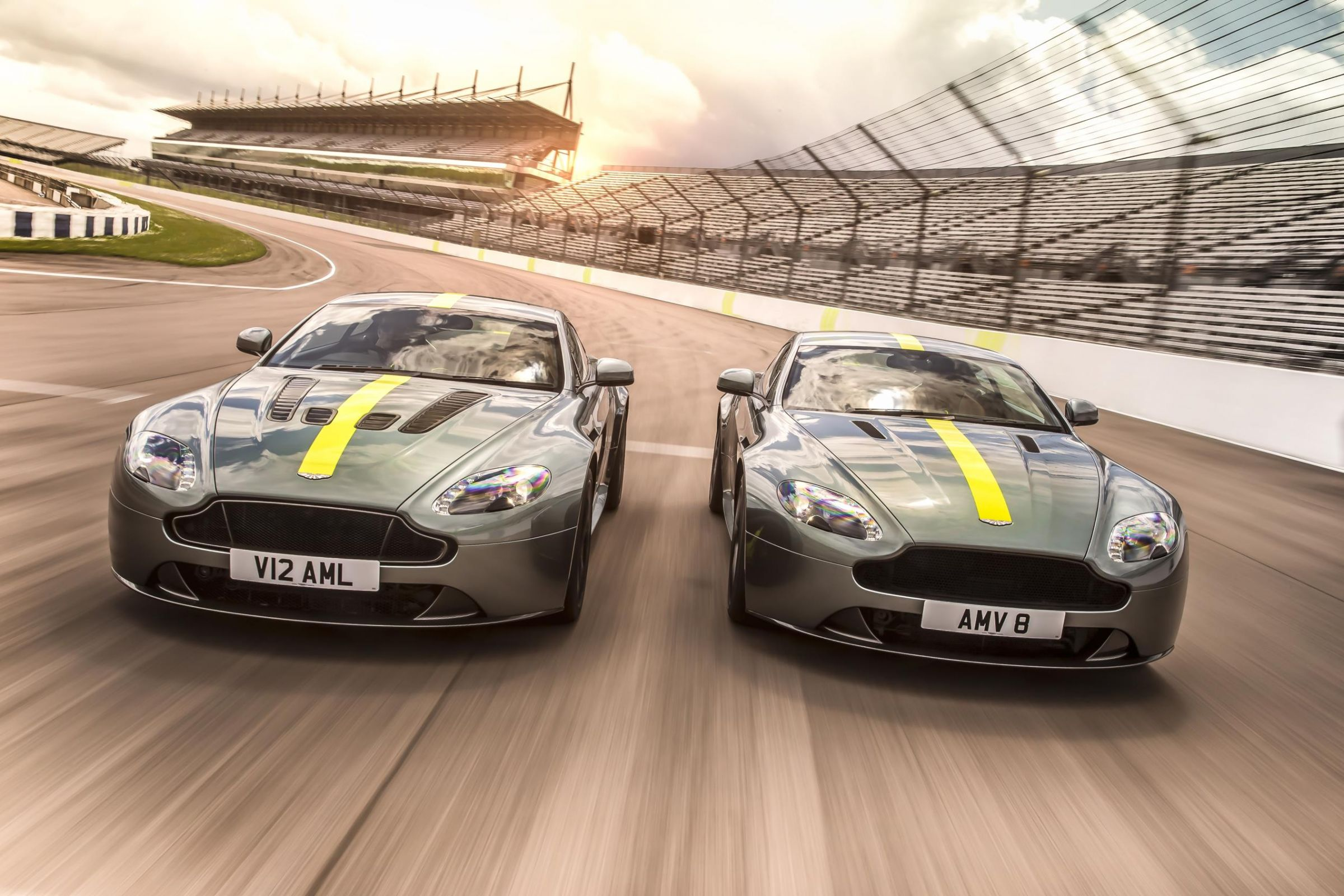 Vantage AMR, the First of a New Breed for Aston Martin 6