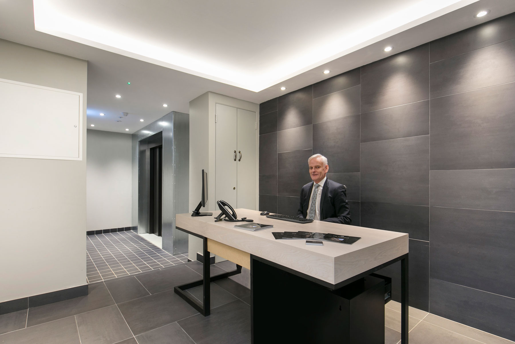Behind the Super-Secure Doors of London's Very Own Fort Knox 7