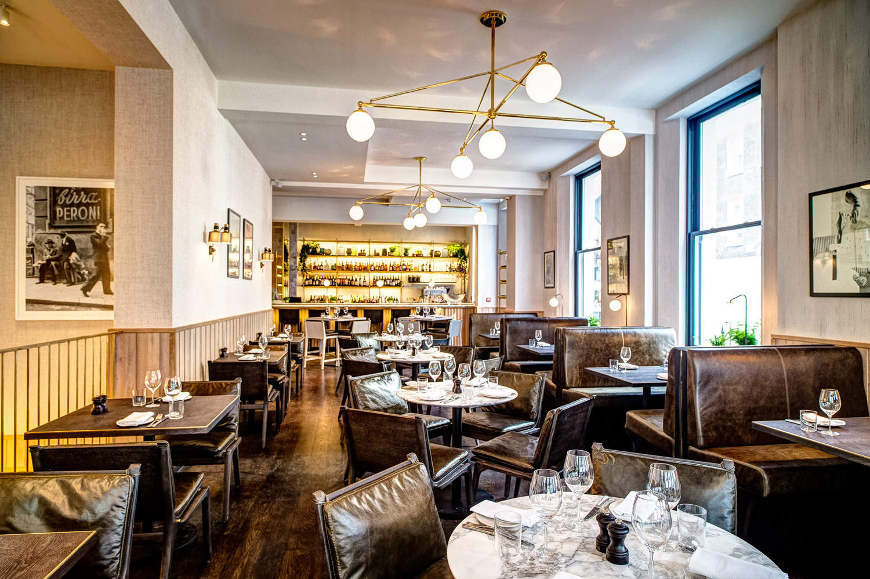 Rustic Italian Re-imagined At Bernardi's Restaurant London 4