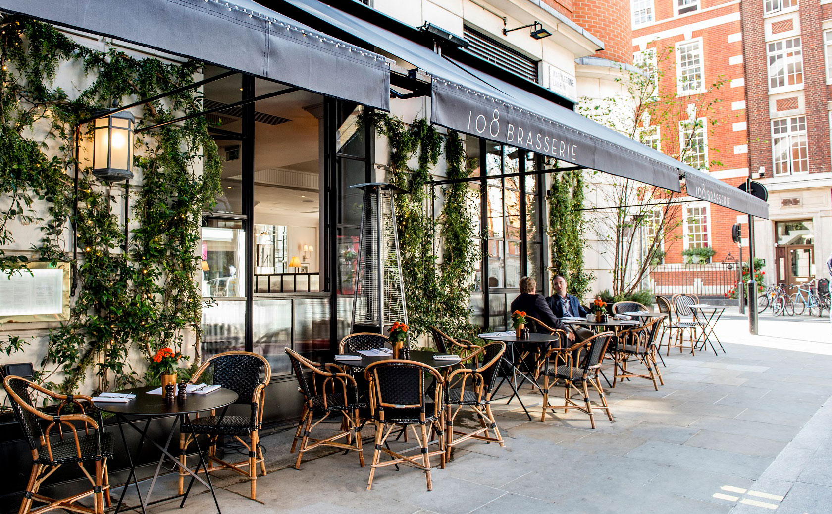 'Breakfast On The Lane' is Coming to Marylebone's 108 Brasserie 3