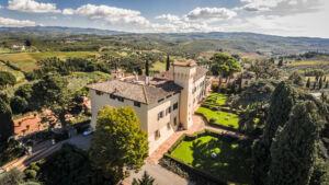 Experiencing A Taste of Tuscany at Castello Del Nero