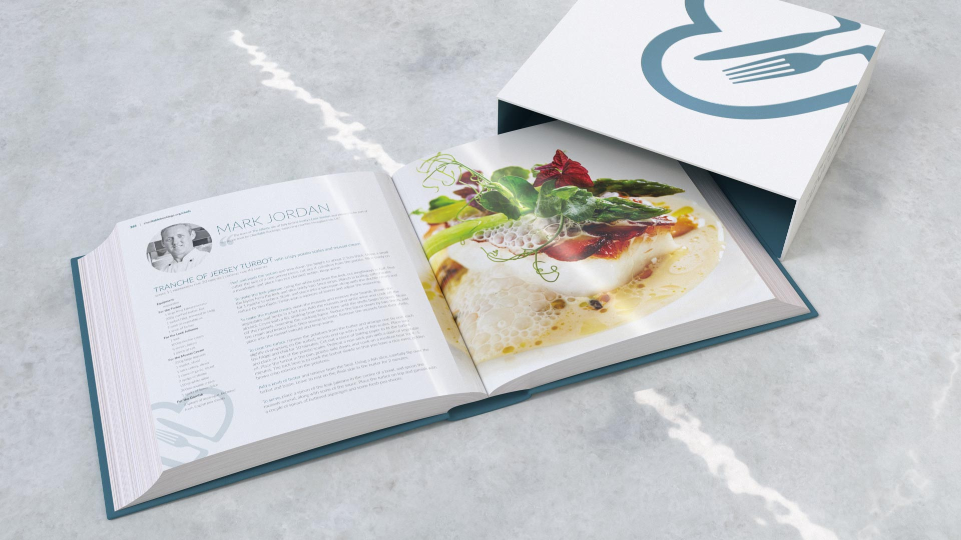 365 Chefs for Charity : ChariTable Bookings Signature Dish Book 4