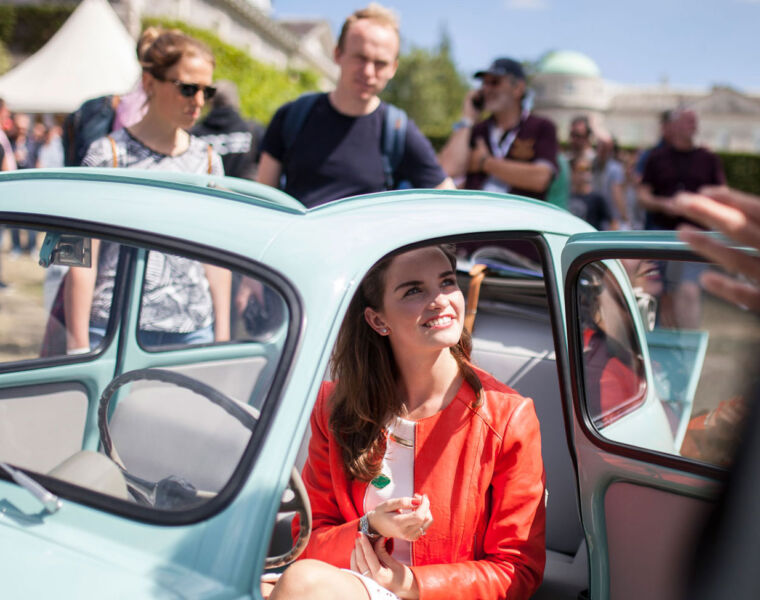 Experiencing Goodwood's Festival of Speed From the Other Side of the Fence 24