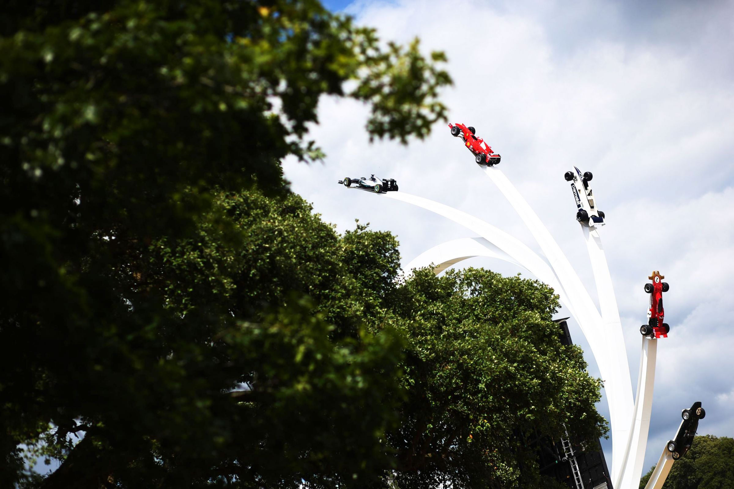 Experiencing Goodwood's Festival of Speed From the Other Side of the Fence 2
