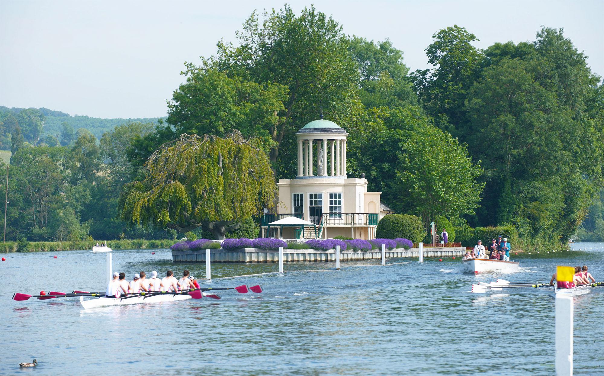 Luxurious Magazine Enjoys Henley Royal Regatta With China White 5