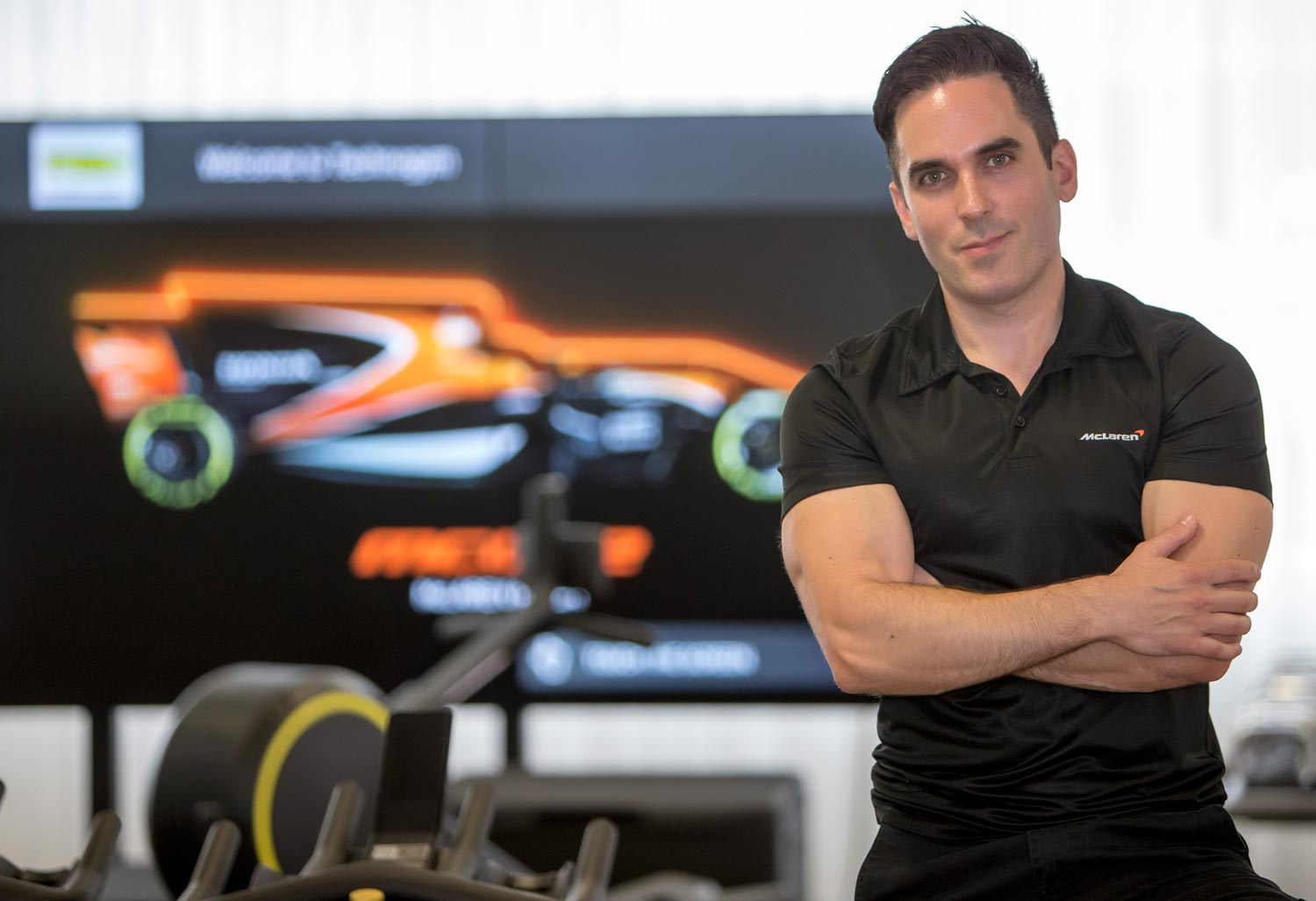What it Takes to Become as Fit as a Formula 1 Racing Drive