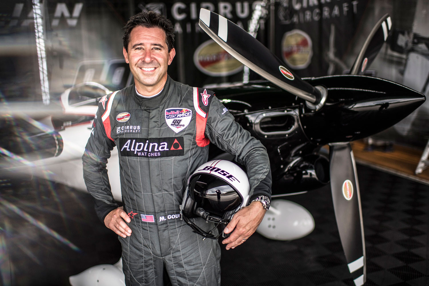 Michael Goulian to Make Russian Debut Alongside Team Partner Alpina 4