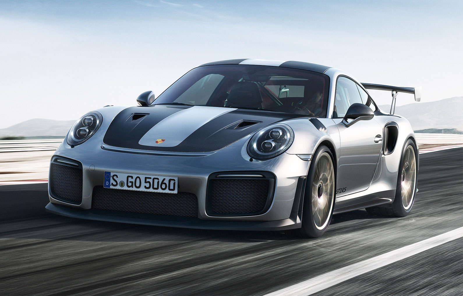 Inside the Porsche 911 GT2 RS, the Most Powerful 911 To Date 4