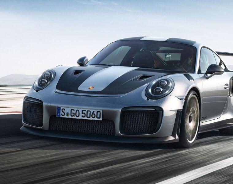 Porsche Unveils The Most Powerful Ever 911 Sports Car