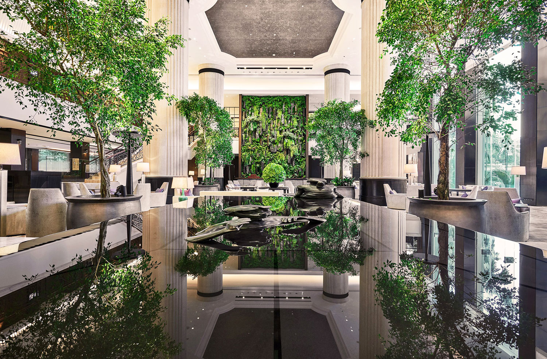 Shangri-La  Hotel, Singapore Introduces Nature Inspired Art and Design 3