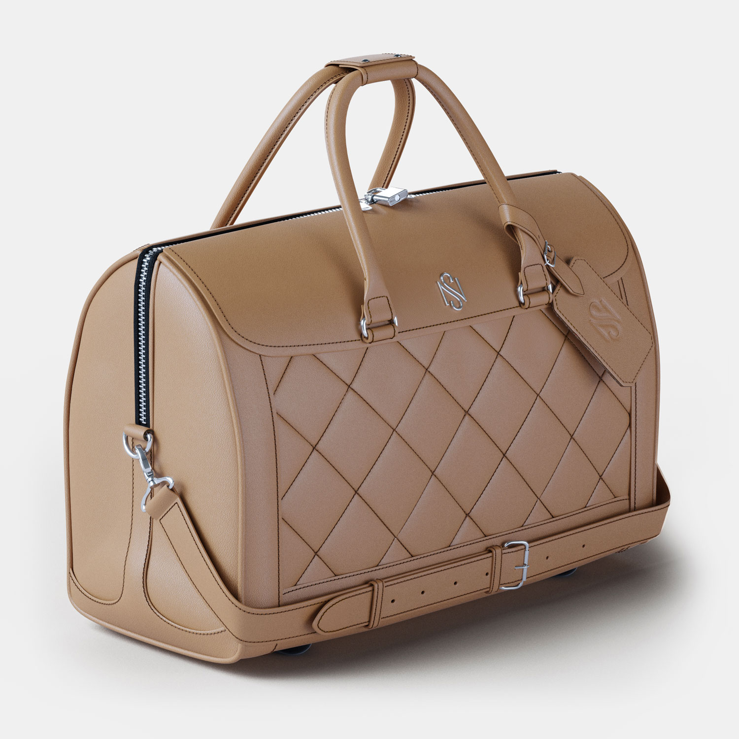 A Soulful Journey into the World of Luxury Luggage 4