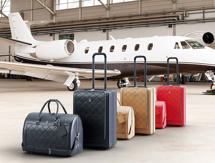 A Soulful Journey into the World of Luxury Luggage 3