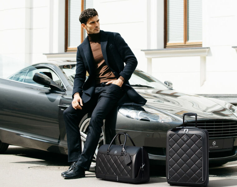 A Soulful Journey into the World of Luxury Luggage 38