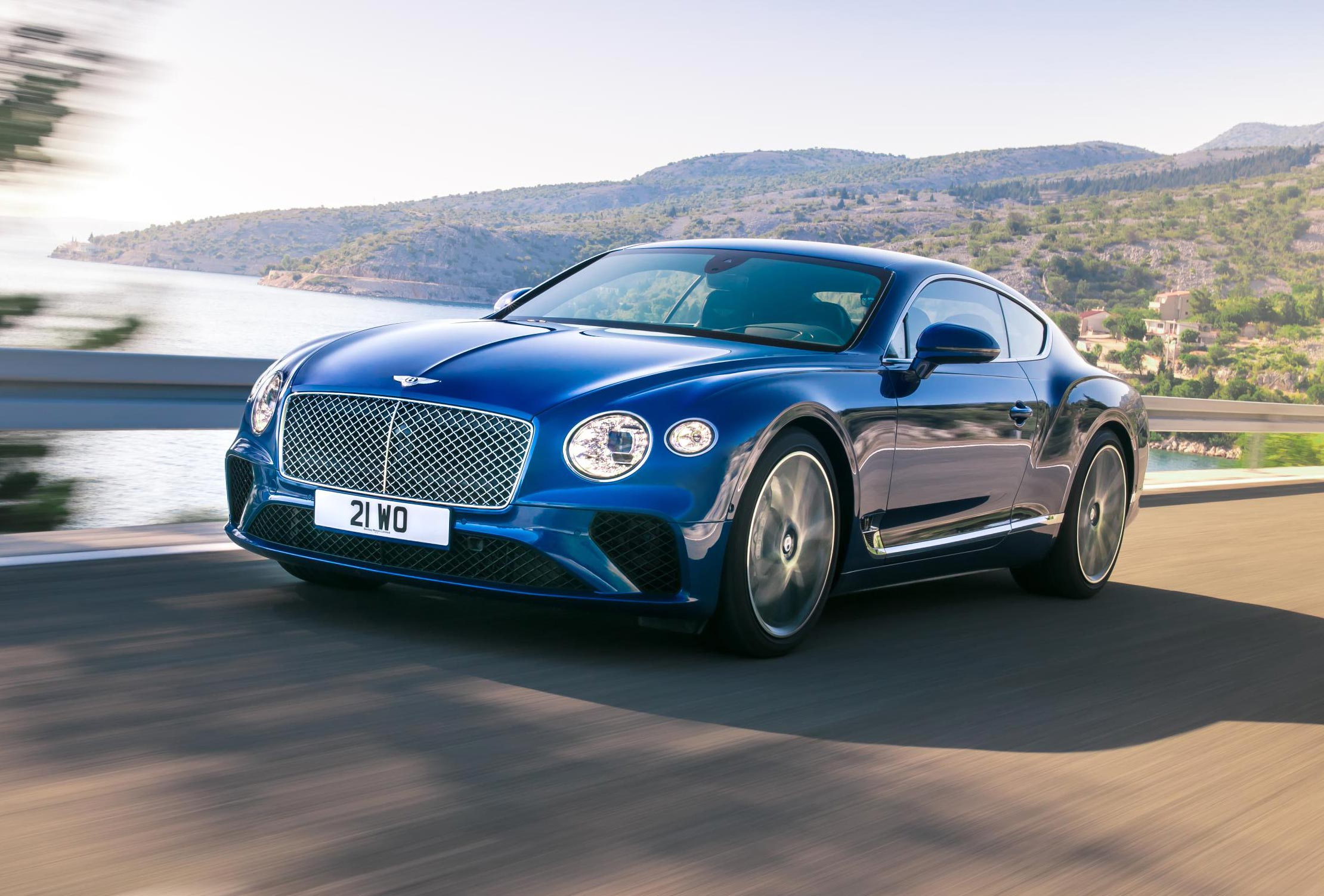 Everything You Need To Know About The Third Generation Bentley Continental GT 7