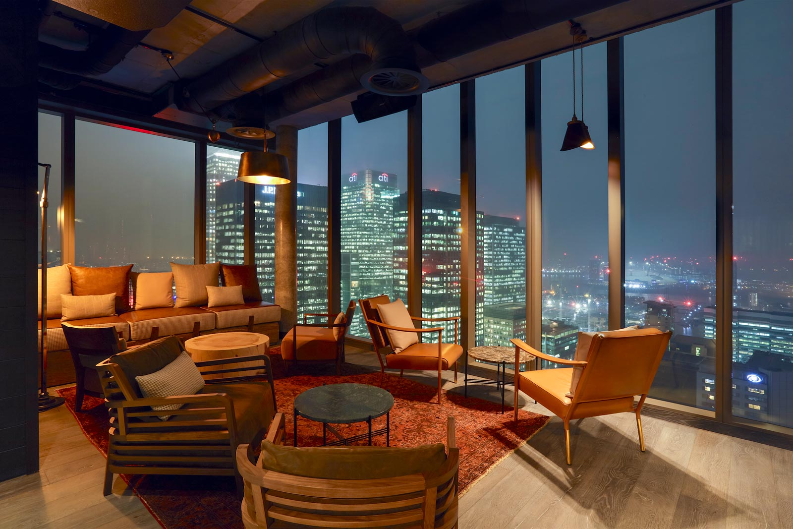 Stupendous Views from Bokan, Novotel London Canary Wharf 7