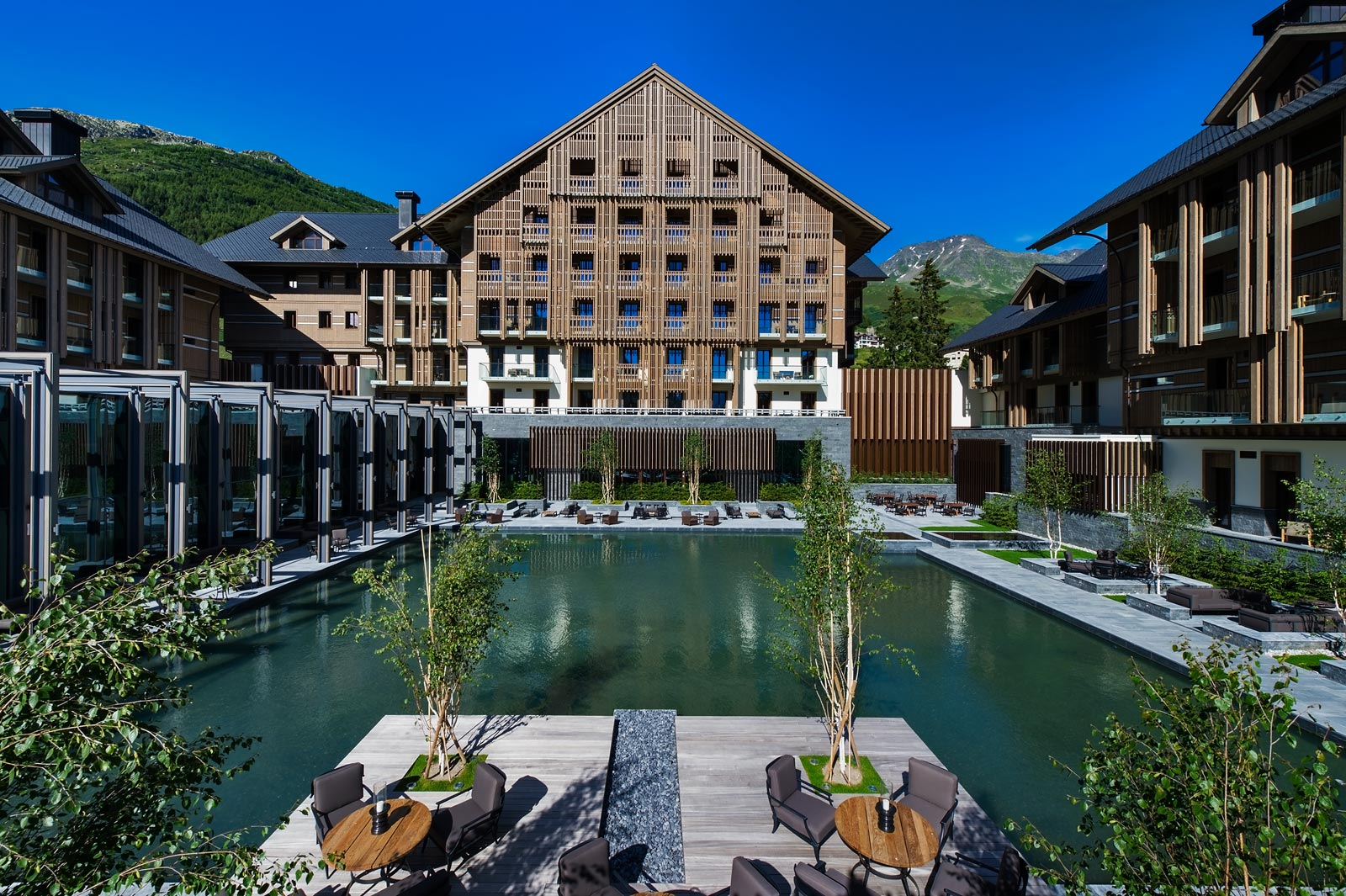 Andermatt's Ascent: A Luxurious Time at the Chedi Andermatt in Switzerland 6