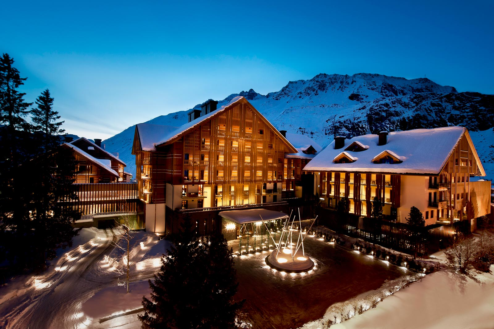 Andermatt's Ascent: A Luxurious Time at the Chedi Andermatt in Switzerland 8