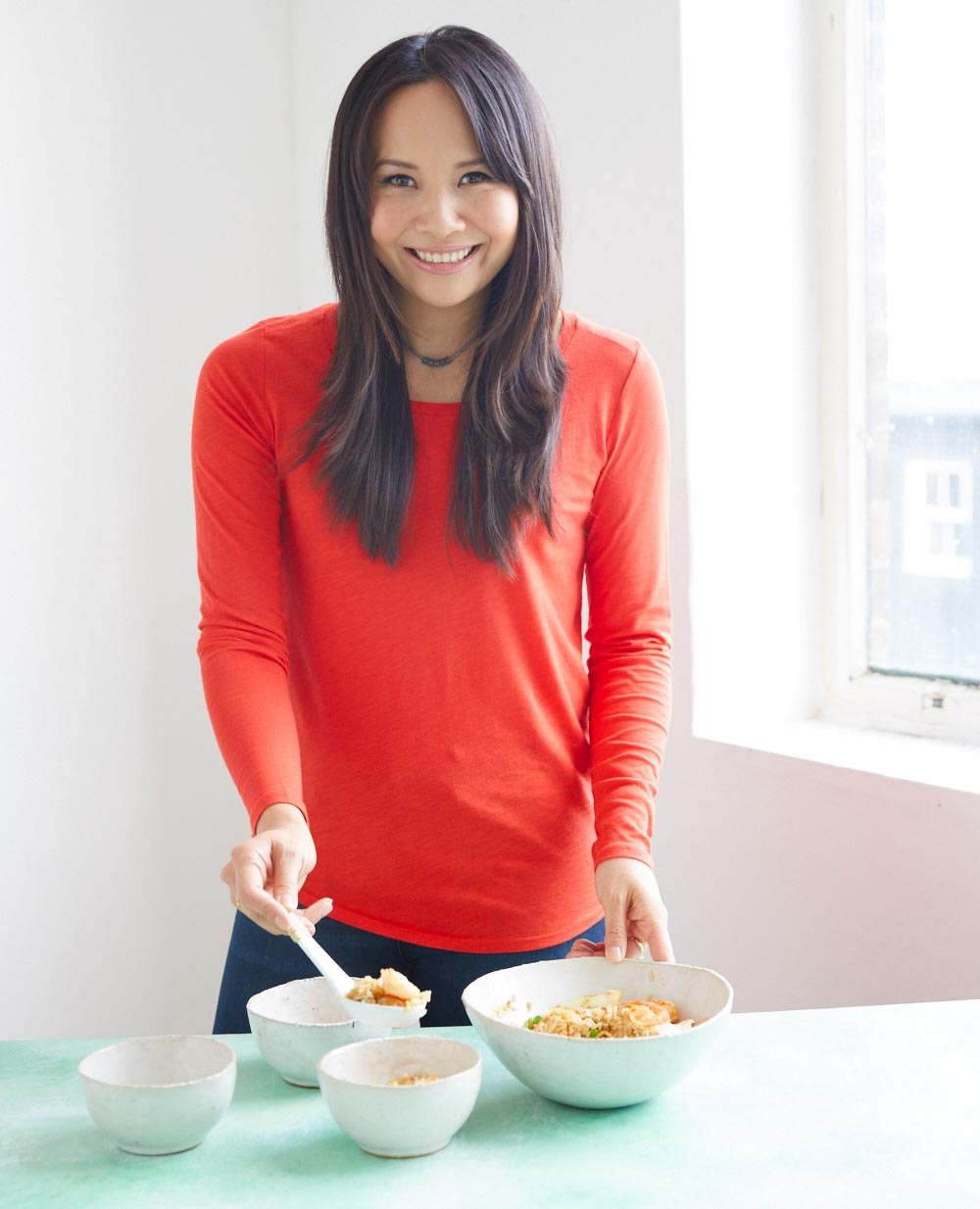 An Interview With Ching He Huang TV Chef And Cookery Author 4