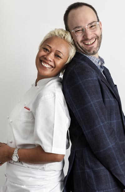 Experiencing Celebrity Chef Monica Galetti's Mere 7