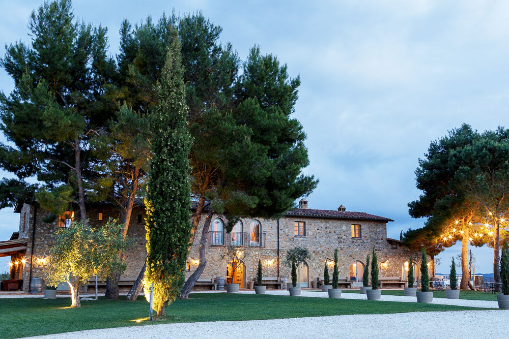 Guide to the best places to stay in Tuscany: Conti di San Bonifacio, Gavorrano