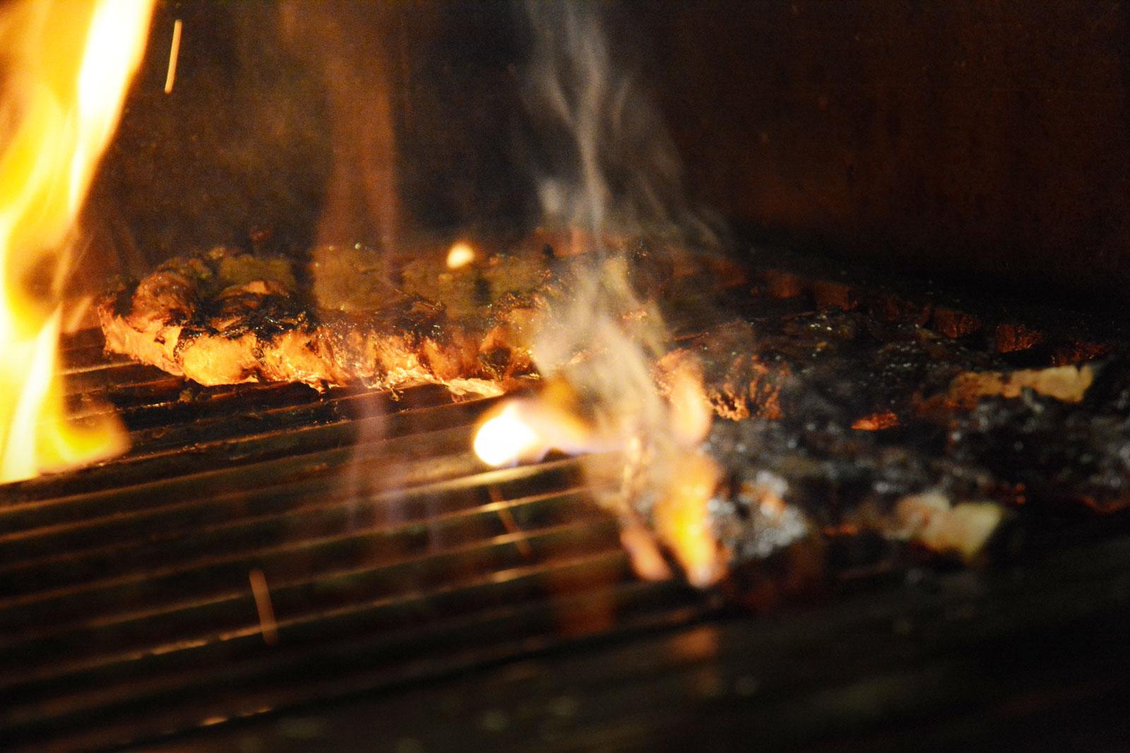 FIREDOG---GRILL