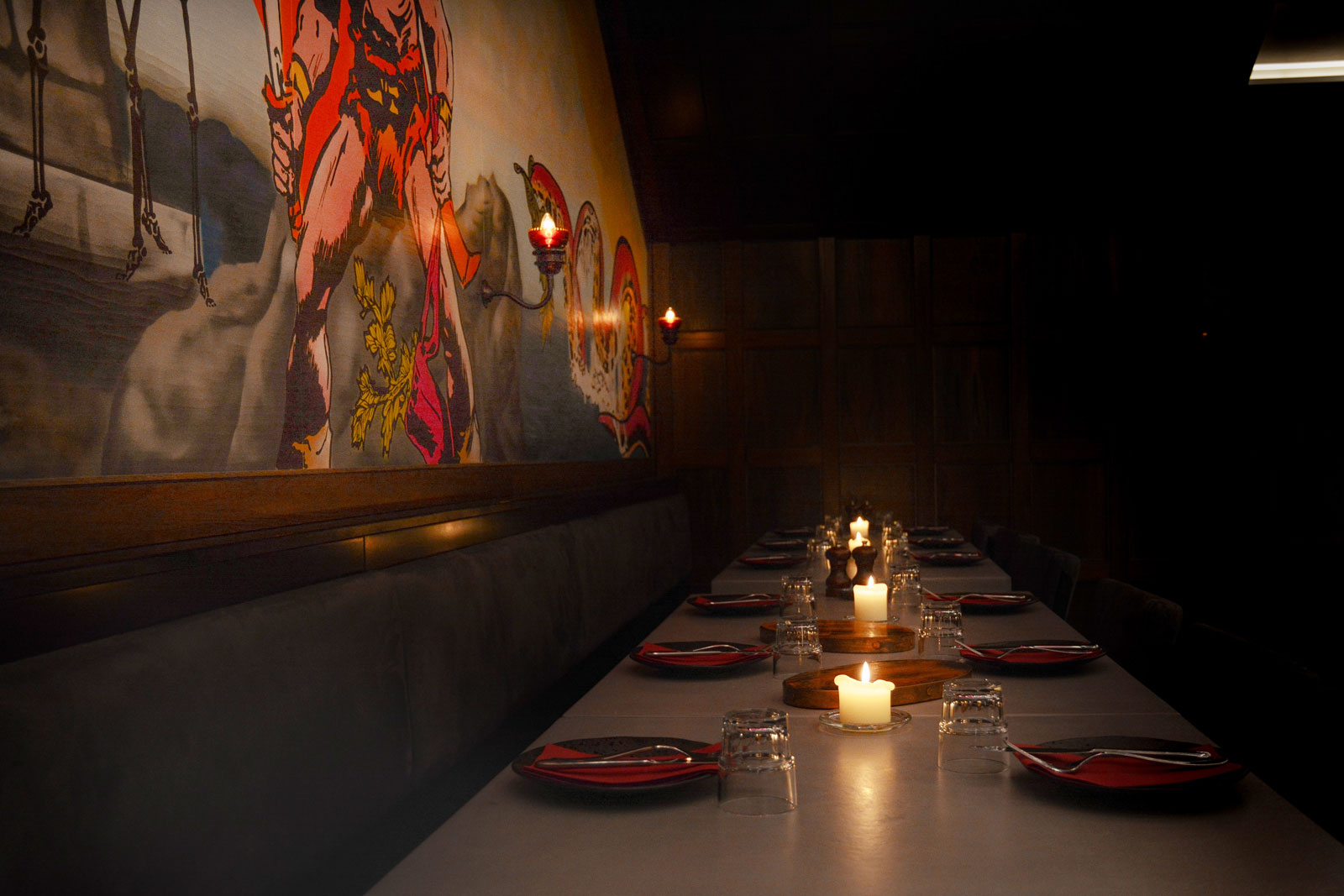 Firedog's Delight After Launching New Turkish Dinner Menu 5