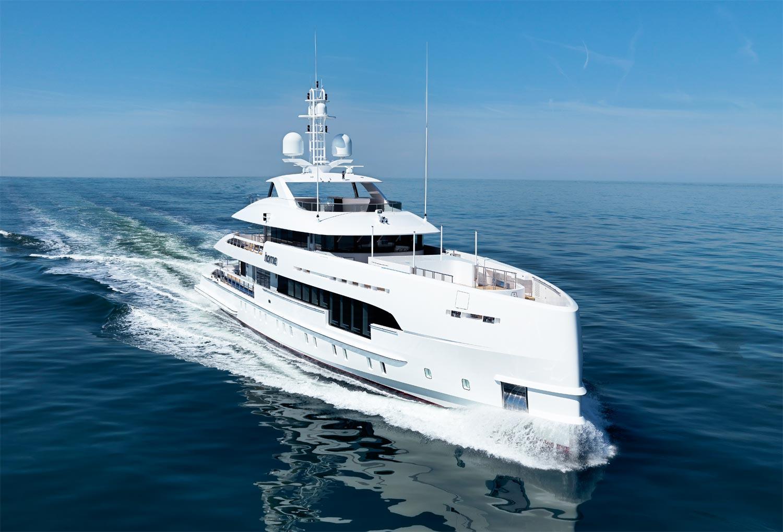 Heesen 50m Home yacht