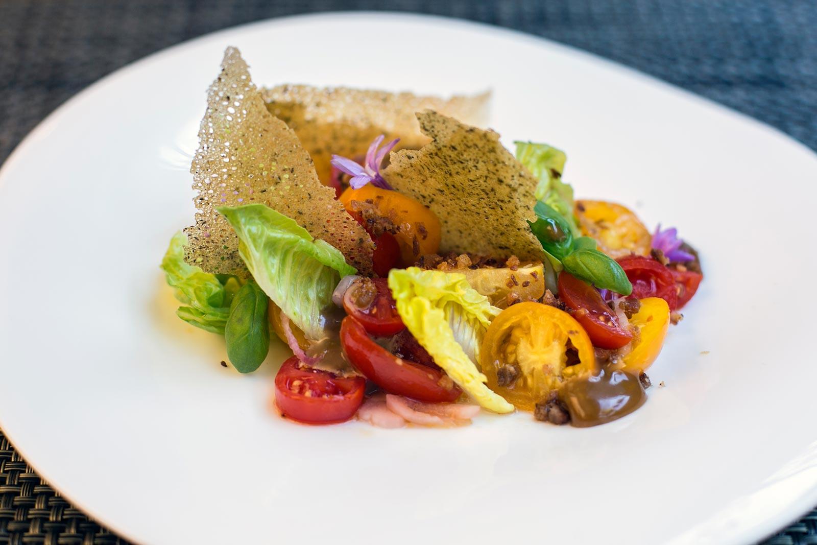 Experiencing Celebrity Chef Monica Galetti's Mere 10