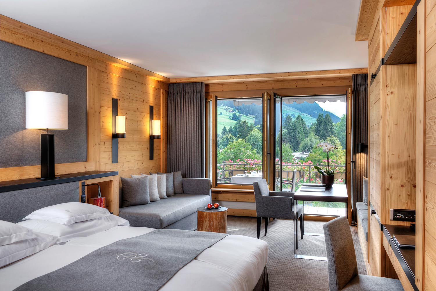 Hotel Park Gstaad