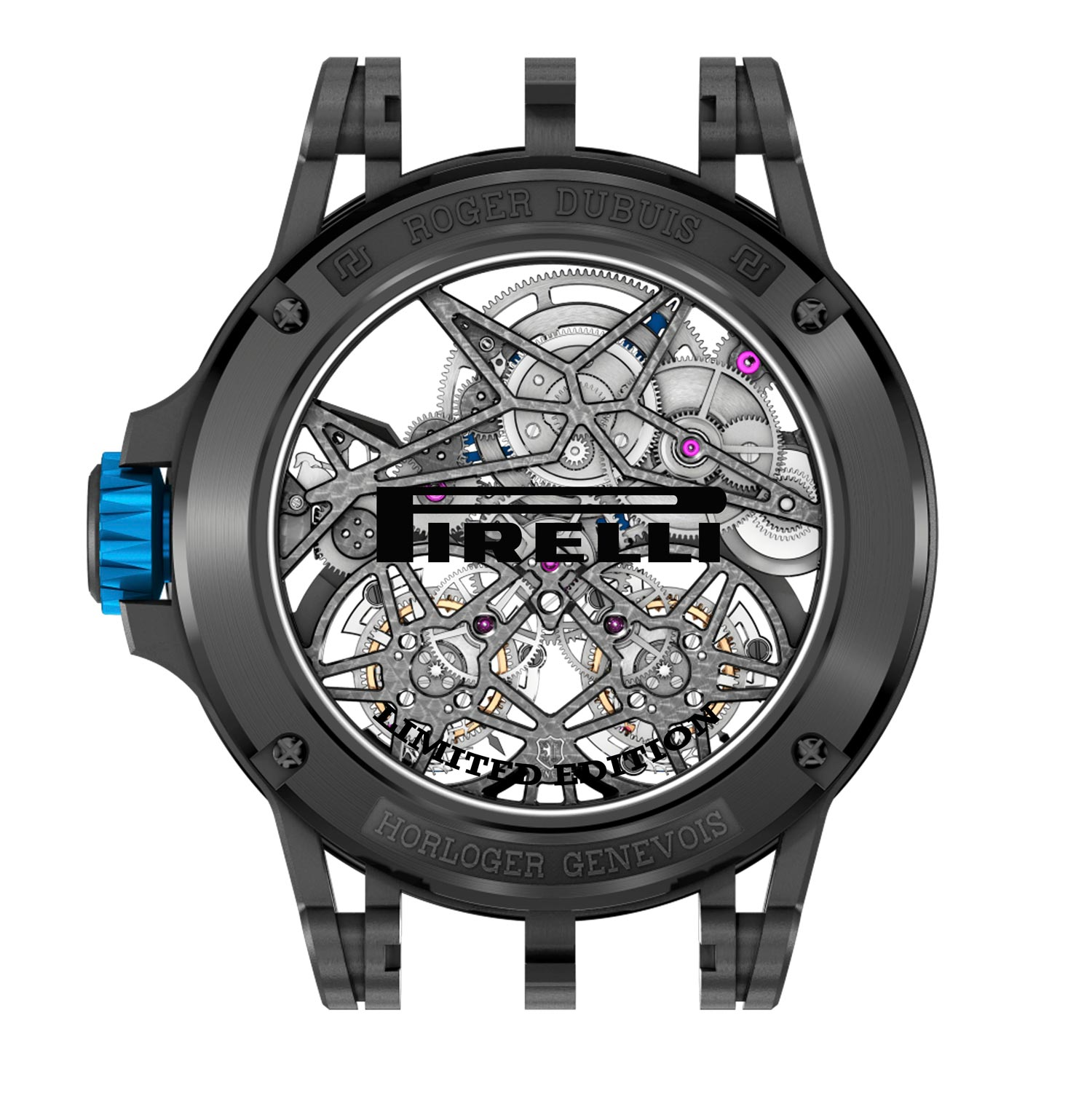 Roger Dubuis – An Unconventional Expression of Time 8