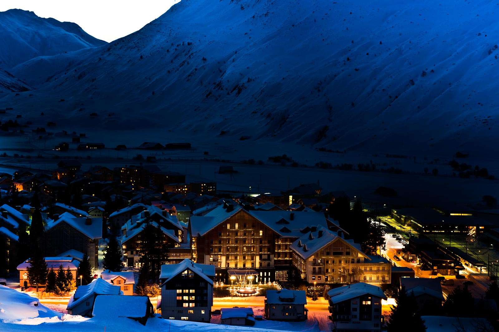 Andermatt's Ascent: A Luxurious Time at the Chedi Andermatt in Switzerland 5