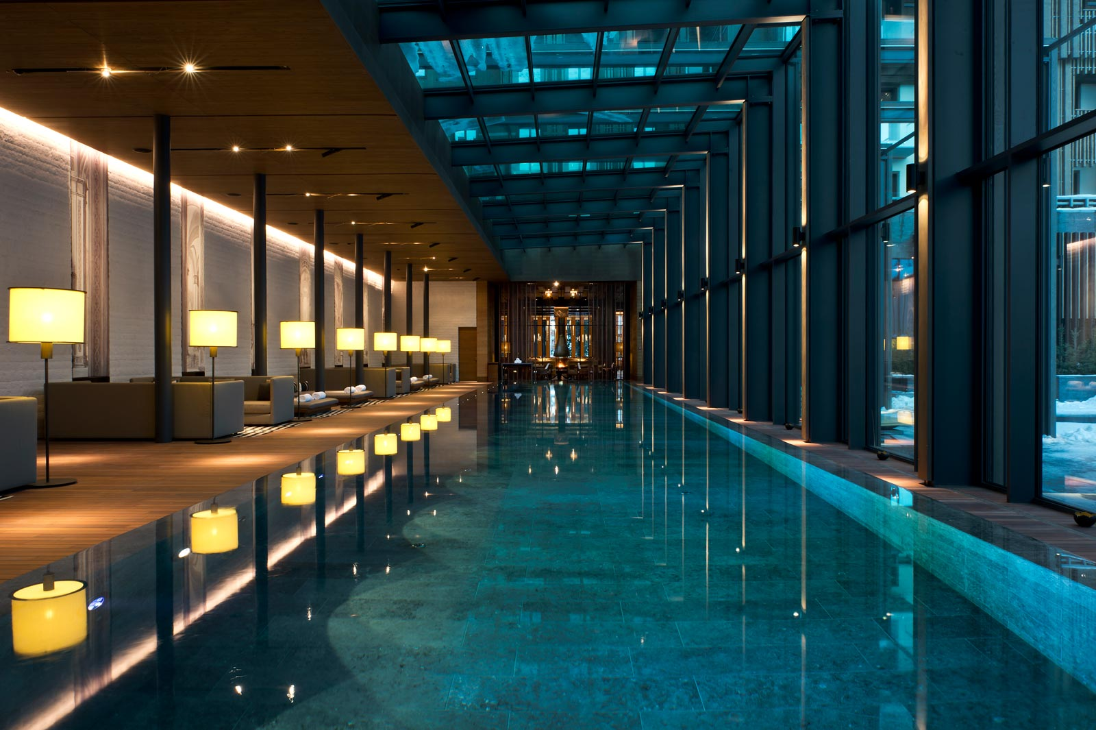 Andermatt's Ascent: A Luxurious Time at the Chedi Andermatt in Switzerland 13