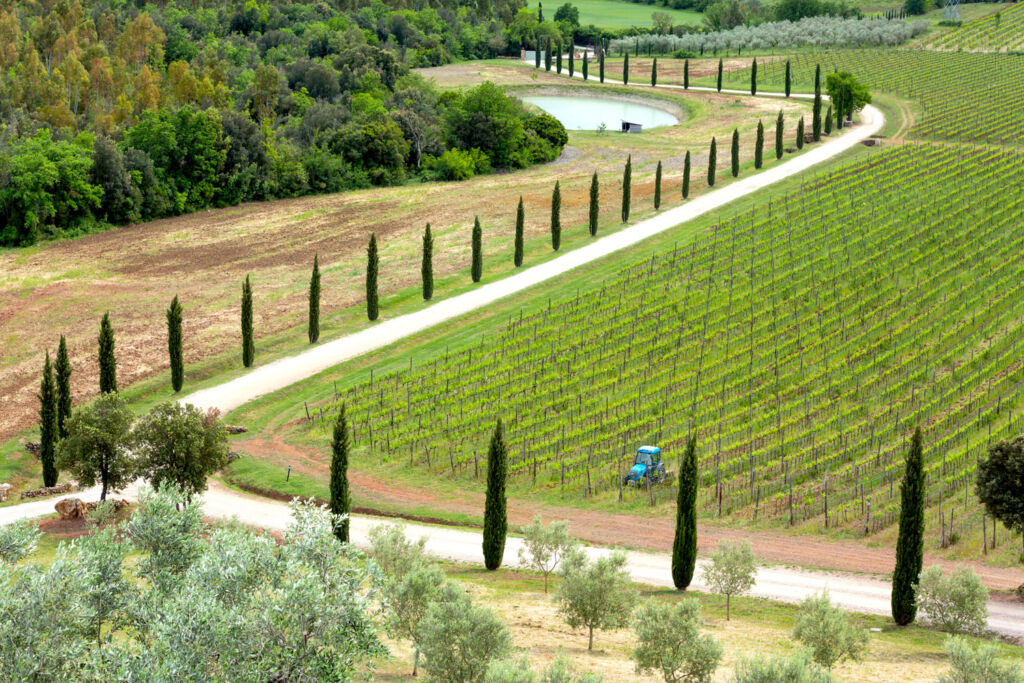 The best ways to get to Tuscany
