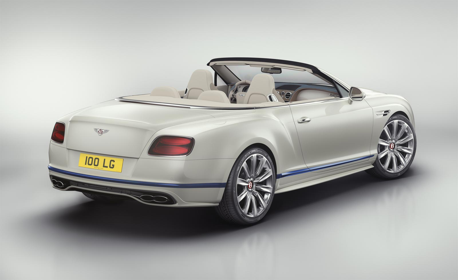 Bentley Motors and Princess Yachts Continental GT Convertible Galene Edition 9