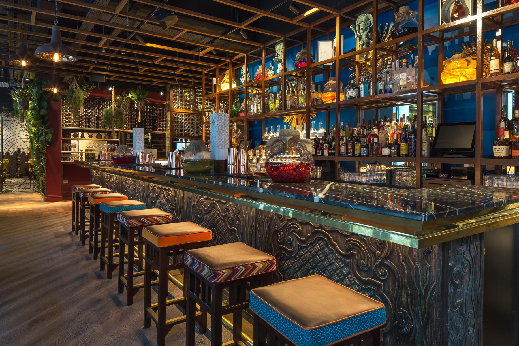 A Flavour of Latin America at Coya Angel Court 6