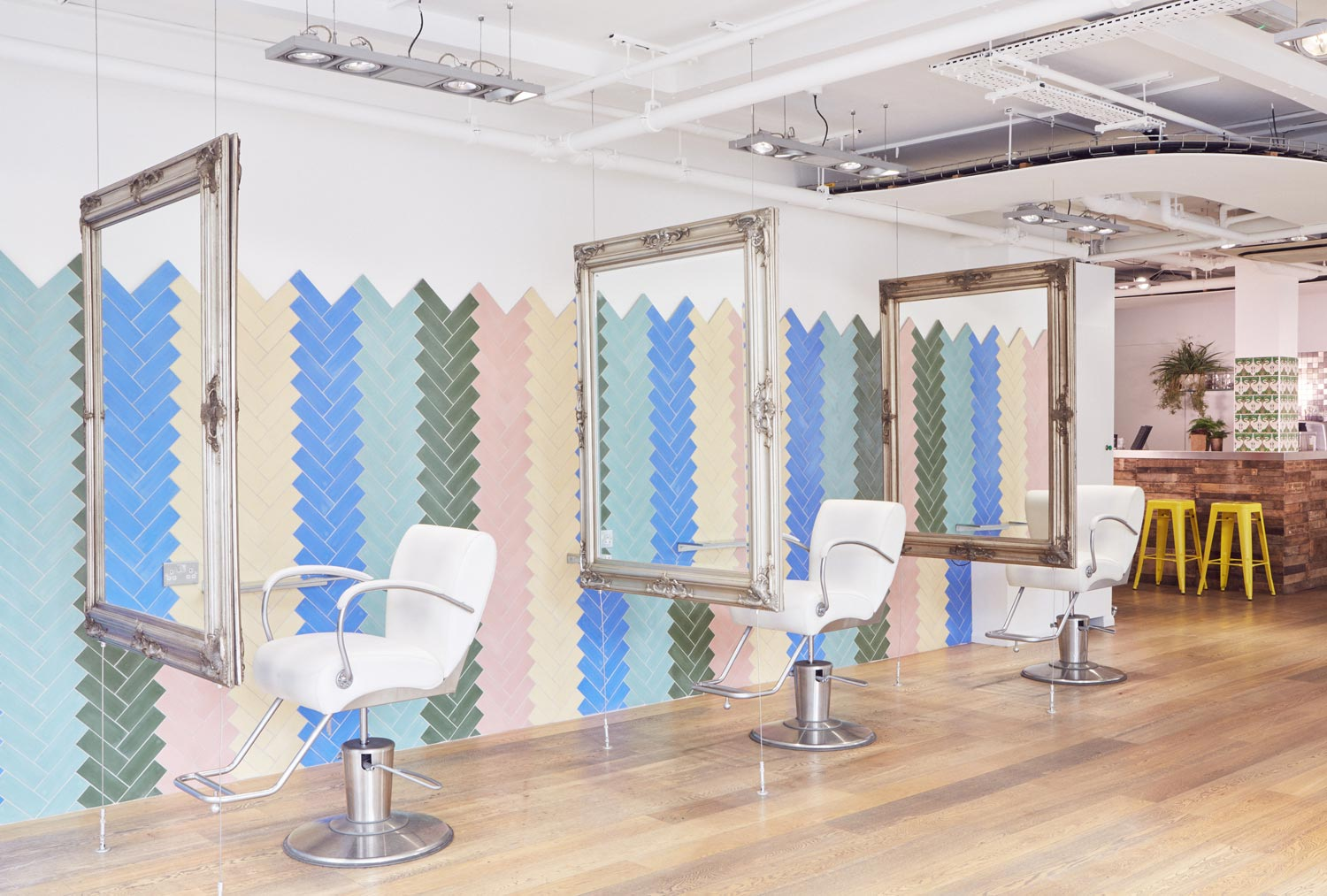 The Chapel: Five-star Hair Salon-Cum Shangri–La