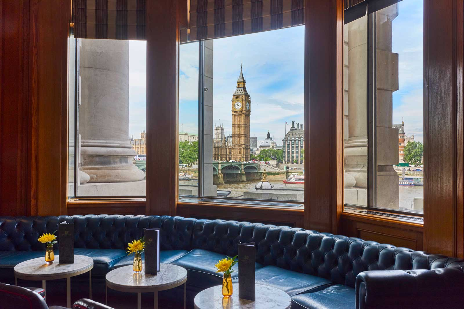 Suited To The View At London Marriott Hotel County Hall 3