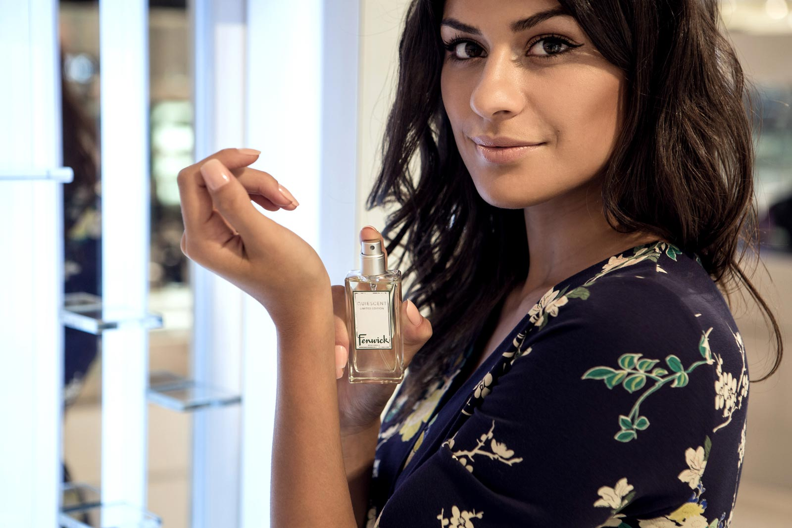 Fenwick Launches Quiescent Fragrance in Conjunction with New Bracknell Store 7