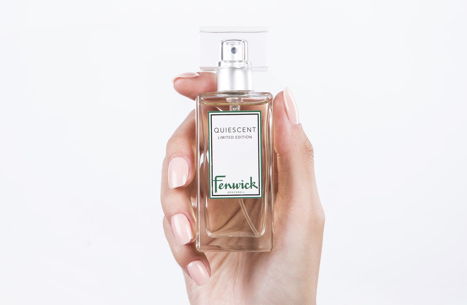 Fenwick Launches Quiescent Fragrance in Conjunction with New Bracknell Store 10
