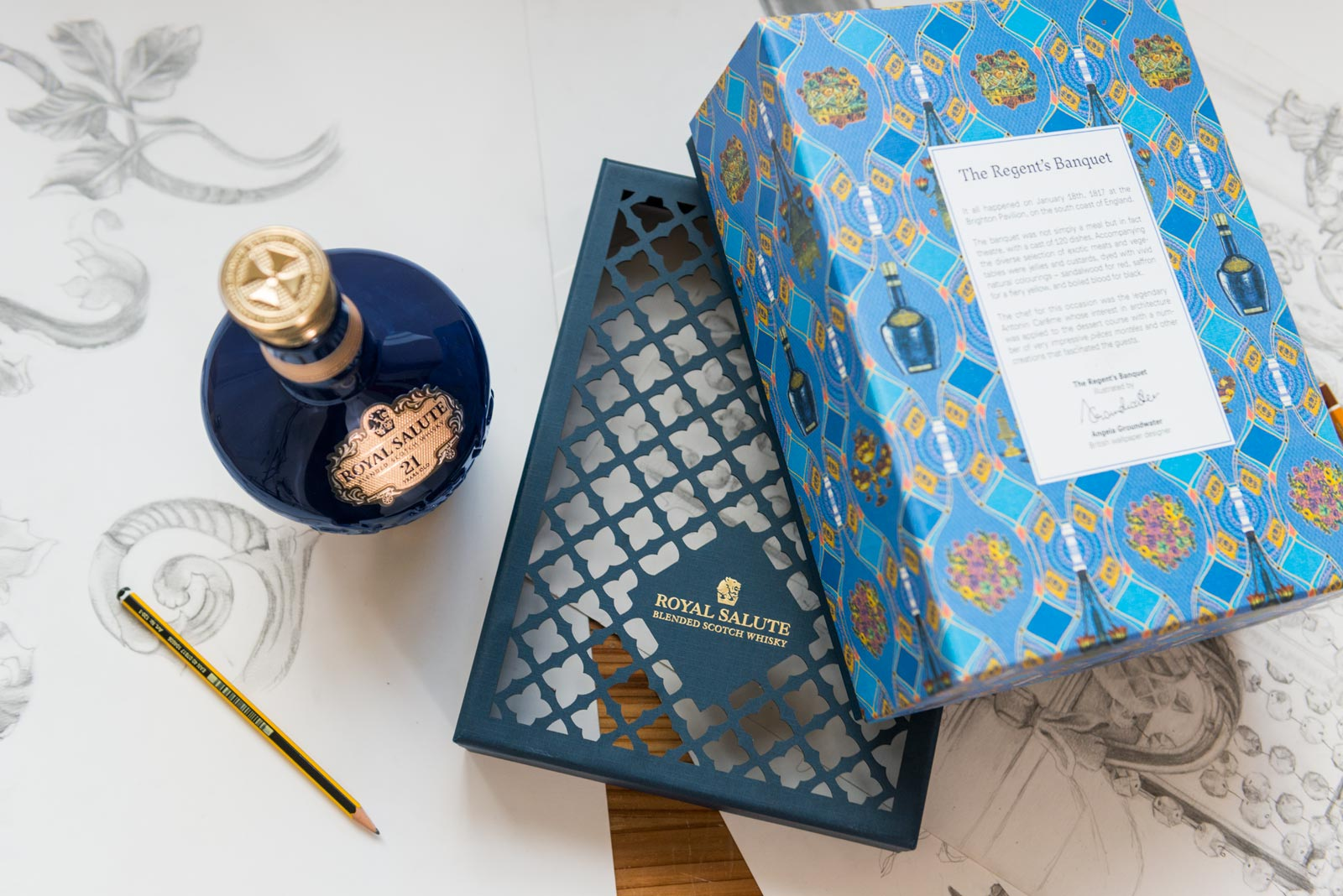 Royal Salute Launches Exquisite Limited Edition Gift Pack For Christmas 4