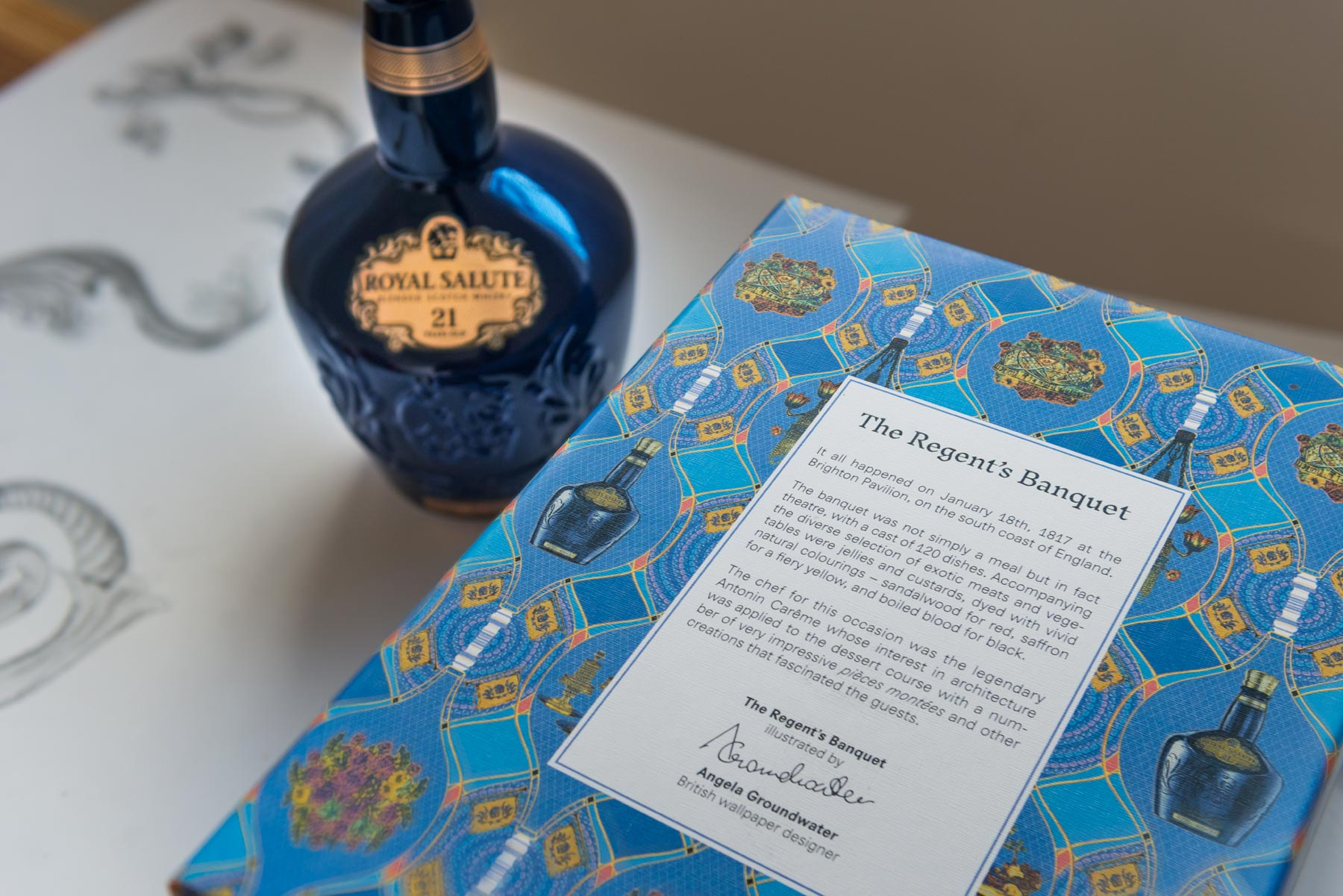 Royal Salute Launches Exquisite Limited Edition Gift Pack For Christmas 5