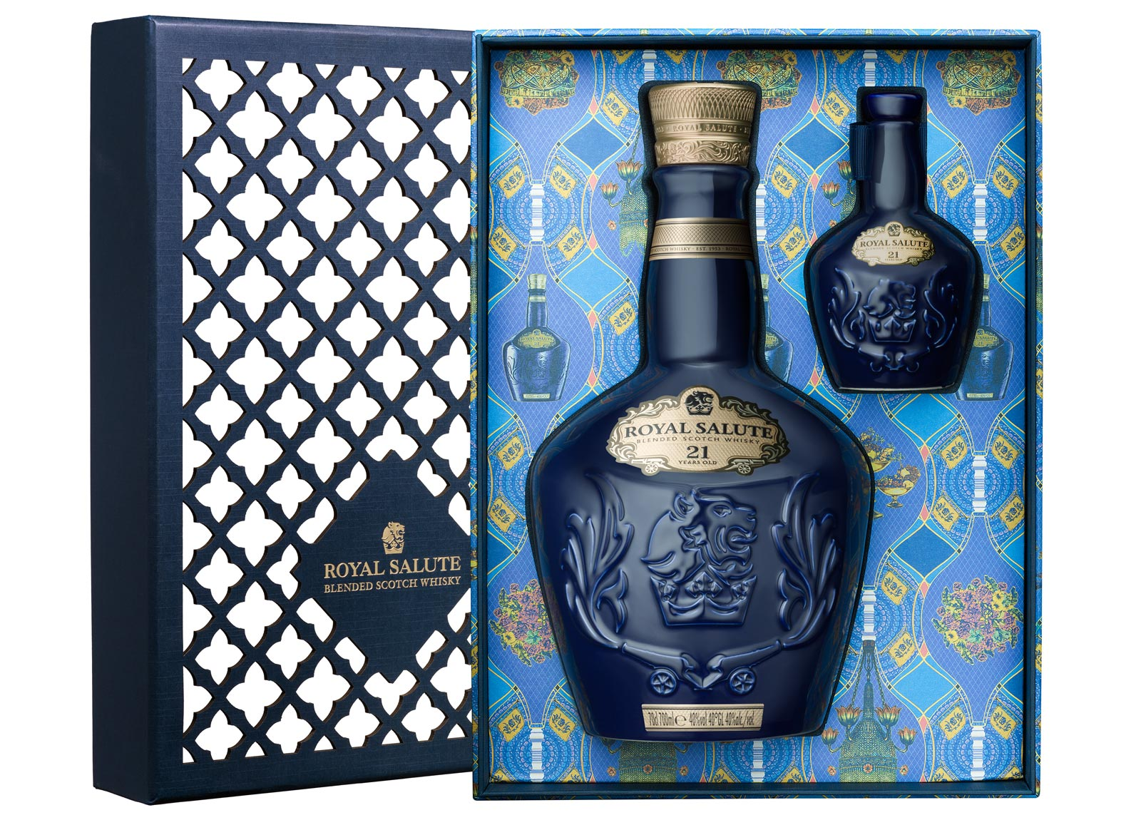 Royal Salute Launches Exquisite Limited Edition Gift Pack For Christmas 6
