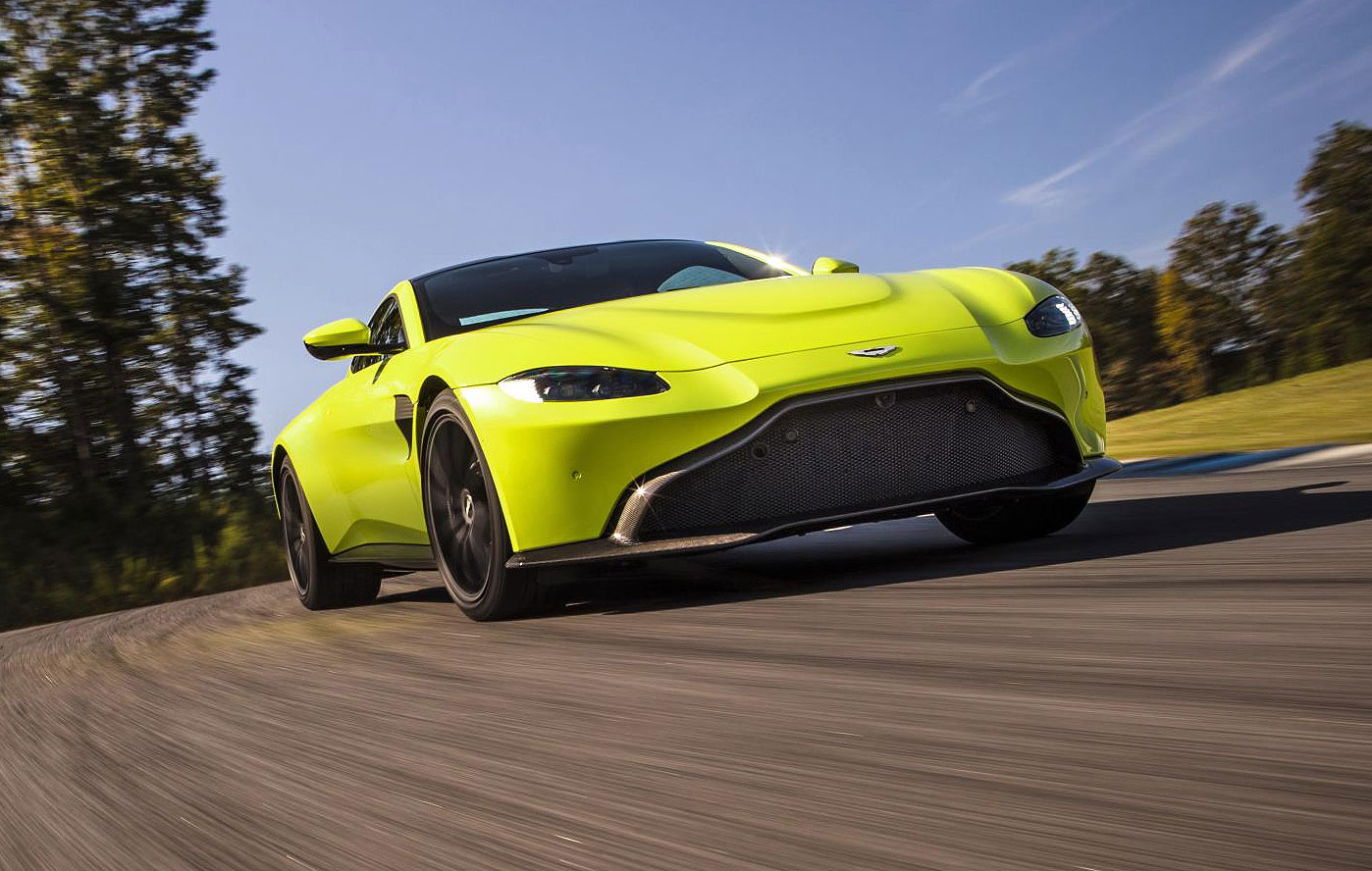 New Vantage: Bold New Look, Intensified Performance and Dynamics 8