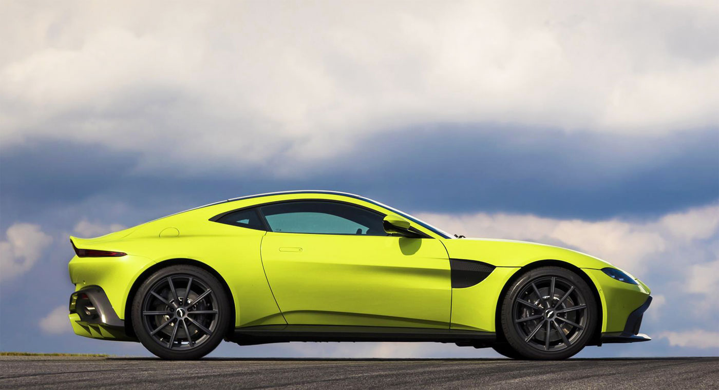 New Vantage: Bold New Look, Intensified Performance and Dynamics 9