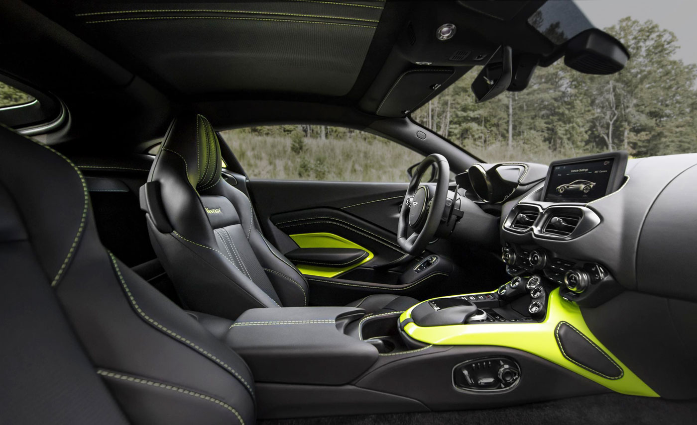 New Vantage: Bold New Look, Intensified Performance and Dynamics 10