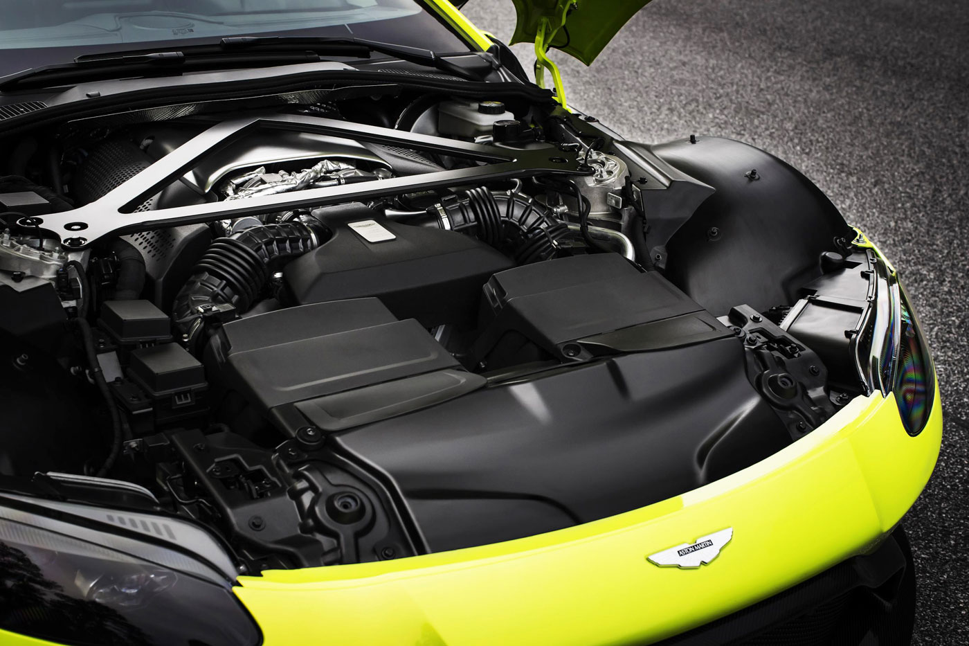 New Vantage: Bold New Look, Intensified Performance and Dynamics 11