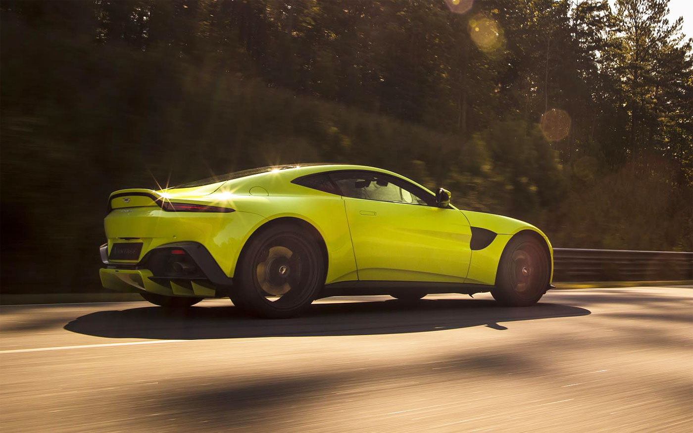 New Vantage: Bold New Look, Intensified Performance and Dynamics 12