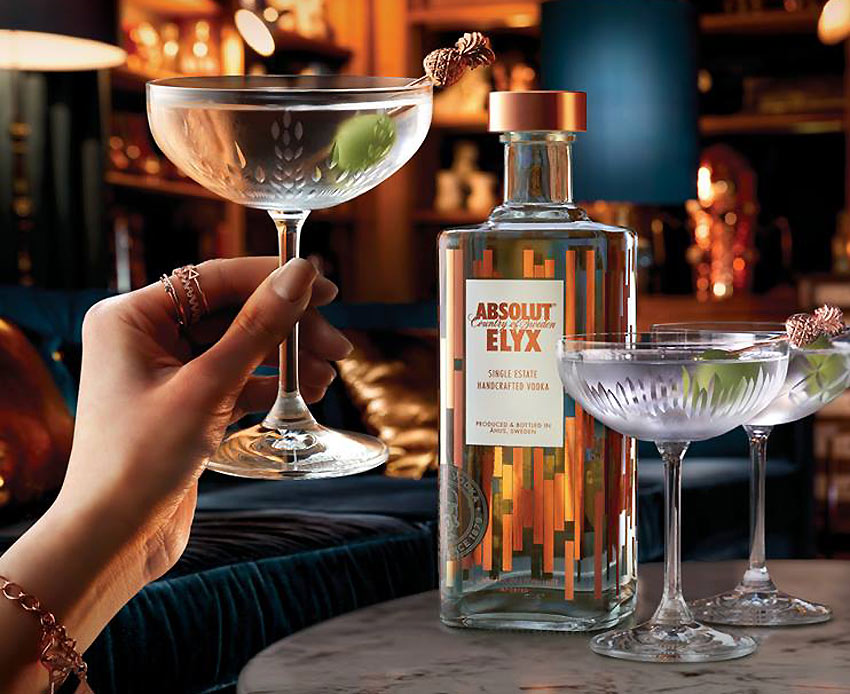 Absolut Elyx - The World's first Luxury Vodka 9