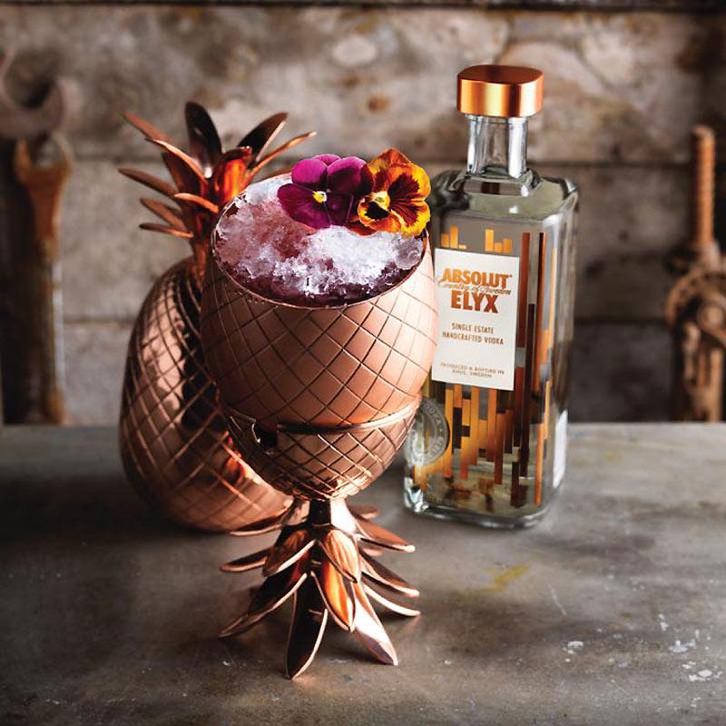 Absolut Elyx - The World's first Luxury Vodka 11